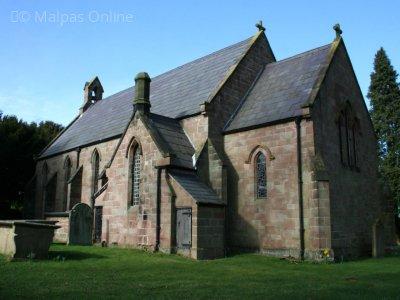 Bickerton Church 3